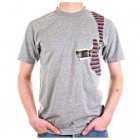 Shoulder Holster T Shirt