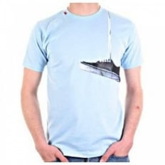Sneakers short sleeve t-shirt