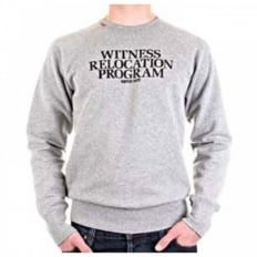 Witness Relocation Program Sweatshirt