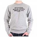 RED DOT Witness Relocation Program Sweatshirt