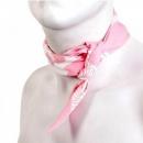 RMC JEANS 100% cotton mens printed pink bandana