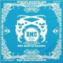 RMC JEANS 100% Cotton Mens printed sky blue bandana