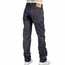 RMC JEANS 1011 Model Slimmer Cut Premium Japanese Indigo Selvedge Raw Denim Jeans