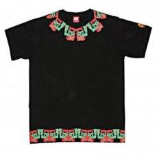 Black Crew Neck Regular Fit Short Sleeved T-Shirt