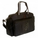 RMC JEANS Black Nylon Hand Held Despatch Bag