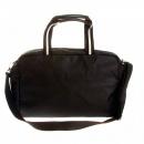 RMC JEANS Black Nylon Hand Held Despatch Bag
