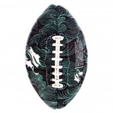 Emperors of Honour Embroidered American Football