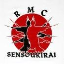 RMC JEANS Ghostmen Short Sleeve Crew Neck White T Shirt
