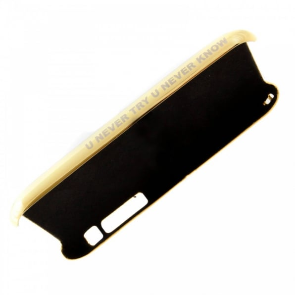 RMC JEANS Gold Covered Aluminium IPHONE 3 Case with Slider