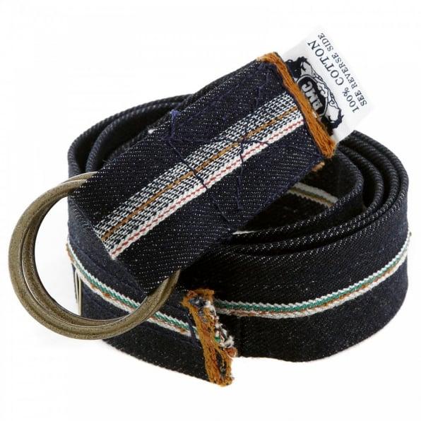 RMC JEANS Handmade selvedge denim belt