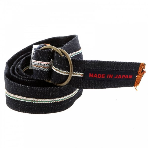 RMC JEANS Handmade selvedge denim belt