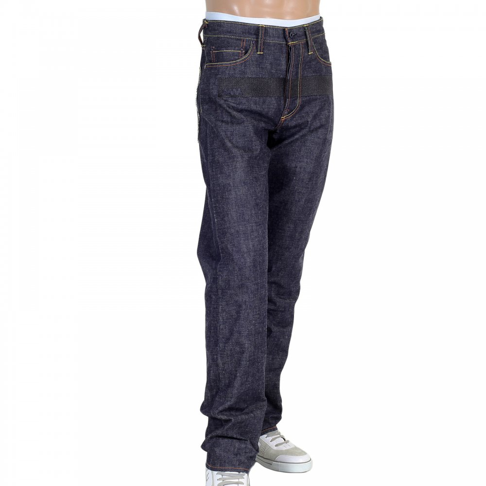 Buy Selvedge Japanese Denim Jeans for Men by RMC Jeans