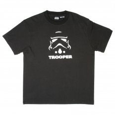 Limited Edition Collectors Item Star Wars Black Crew Neck Regular Fit T-Shirt