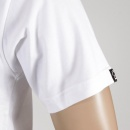 RMC JEANS Mens Crew Neck Regular Fit Short Sleeve T-Shirt in White