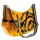 RMC JEANS Mens Unisex Amber Shoulder Cyclist Fashion Bag