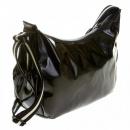 RMC JEANS Mens Unisex Black Shoulder Cyclist Fashion Bag