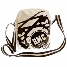 Mens Unisex Ivory PVC Coated Canvas Despatch Bag
