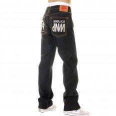 Mens Vintage Cut House Selvedge Raw Denim Jeans