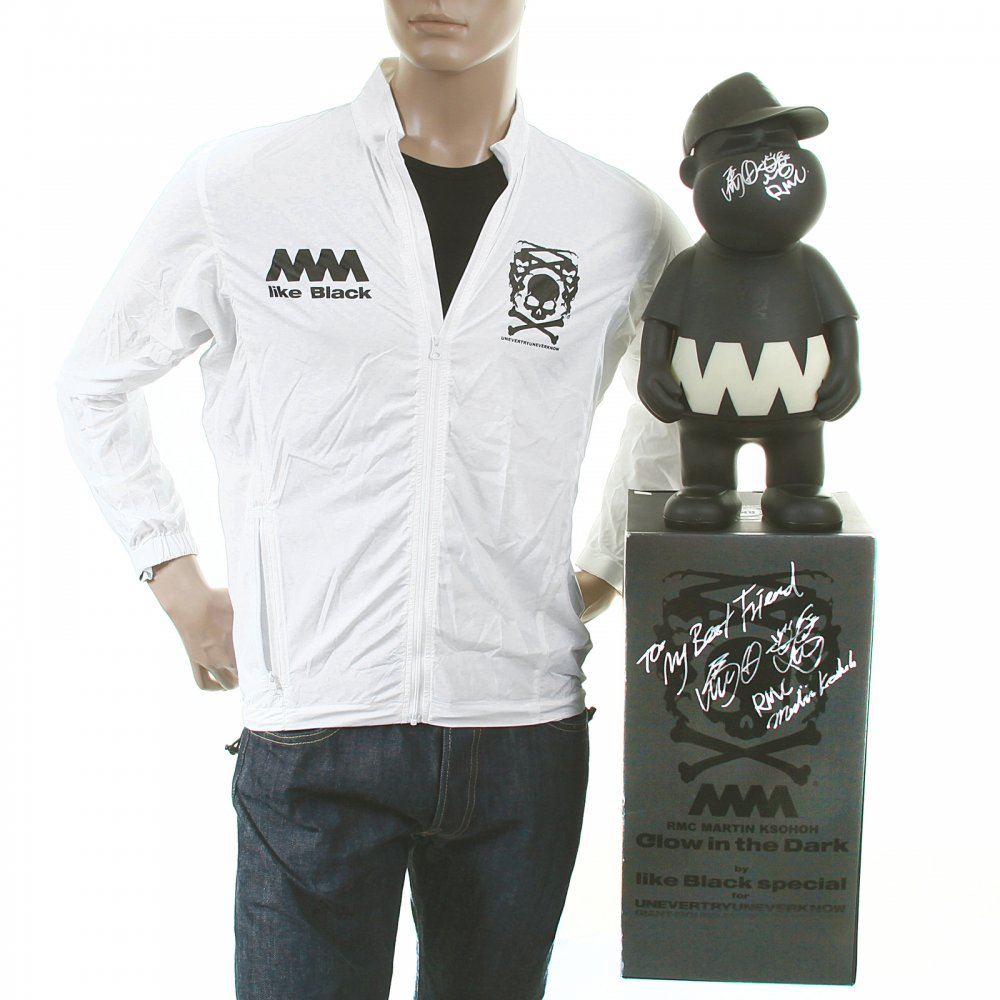 Buy Super Stylish Trooper white jacket from RMC Jeans