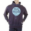 RMC JEANS Navy Blue Pull Over Large Fitting Sweat Shirt