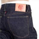 RMC JEANS Original Red Indigo Selvedge Slim Cut Denim Jeans