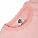 RMC JEANS Pink Crew Neck Regular Fit Short Sleeve T-shirt with Shehana Yogahar Flower