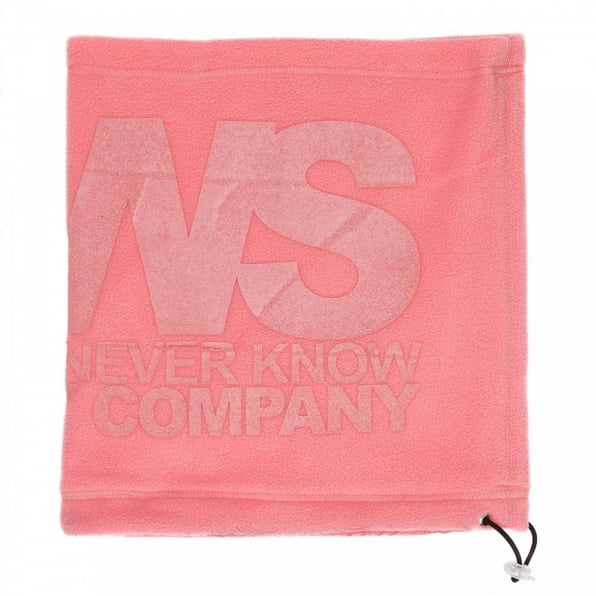 RMC JEANS Reversible Head Warmer - Pink Neck Warmer Snood