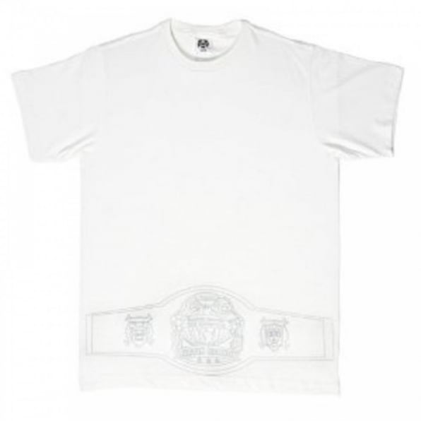 RMC JEANS Short Sleeve White Champion Crew Neck Regular Fit T-Shirt