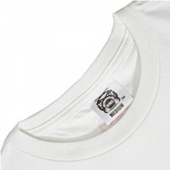 RMC JEANS Short Sleeve White Champion Crew Neck Regular Fit T-Shirt