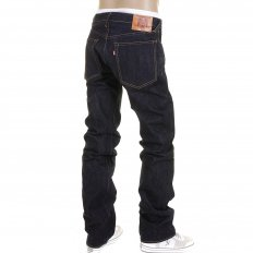 Slimmer Cut Kurabo Dark Indigo Selvedge Raw Denim Jeans