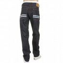 RMC JEANS Super Exclusive Dark Indigo Raw Mens Denim Jeans Slim Fit