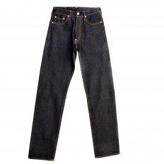 Super Exclusive Dark Indigo Selvedge Raw Dry Denim Jeans