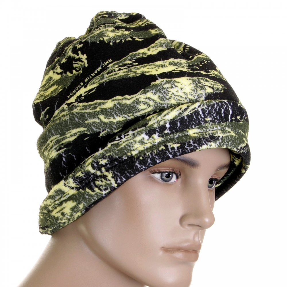 ca9d9146ecd Buy Tiger Effect Camo Snood Neck Warmer by RMC Jeans UK
