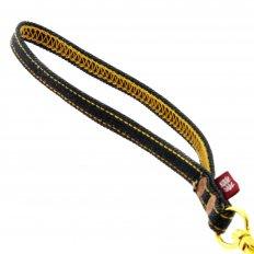Unisex Indigo Denim Key Chain