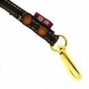 RMC JEANS Unisex Indigo Denim Key Chain