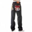 RMC JEANS Vintage Cut House Selvedge Dark Indigo Raw Denim Jeans