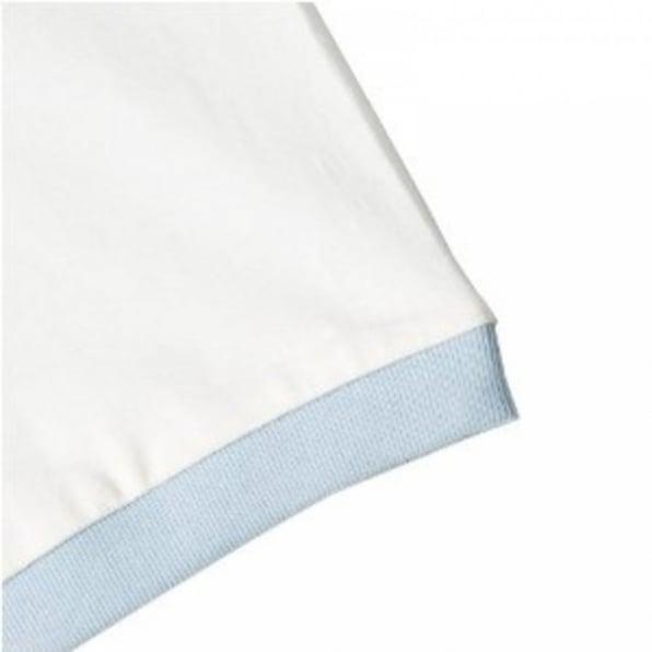 RMC JEANS White Regular Fit Crew Neck Short Sleeve T-Shirt
