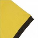 RMC JEANS Yellow Crew Neck regular fit short sleeve t shirt