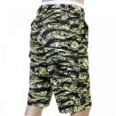 RMC MKWS Genuine Mens Super Exclusive Design Green Camo Pattern Shorts