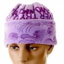 RMC MKWS Light Purple Neck Warmer Reversible Snood for Men