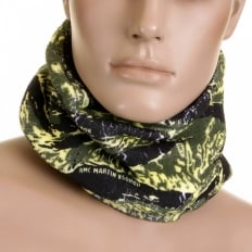Mens Tiger Camo Neck Warmer Snood