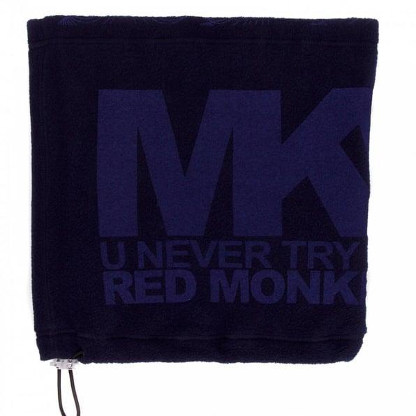 RMC MKWS Navy Fleece Neck Warmer Snood