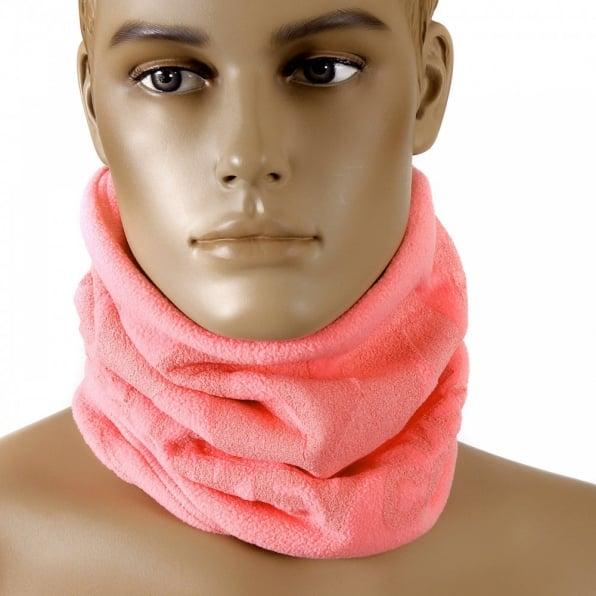 RMC MKWS Pink Fleece Neck Warmer Snood