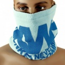 RMC MKWS Sky Blue Fleece Neck Warmer Snood For Men