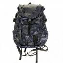 RMC MKWS Unisex Navy Lightweight Nylon Backpack