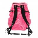 RMC MKWS Unisex Pink Lightweight Nylon Backpack