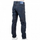 SCOTCH & SODA Dean Dark Indigo Washed Tapered Loose Fit Denim Jeans