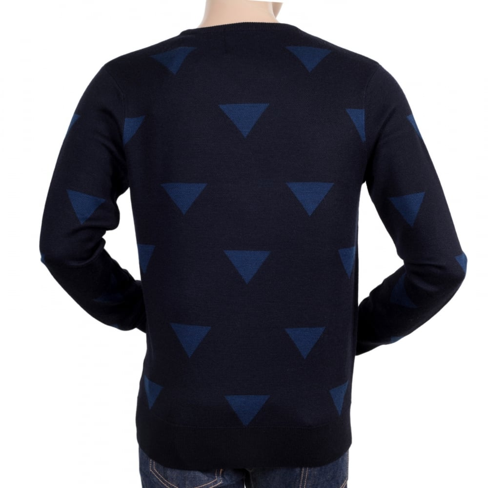 Shop For Mens Wool Mix Knitted Jumper By Scotch Amp Soda