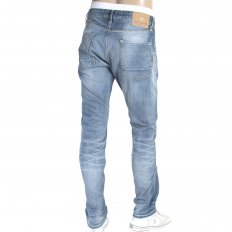 Ralston Stonewash Blue Slim Fit Denim Jeans