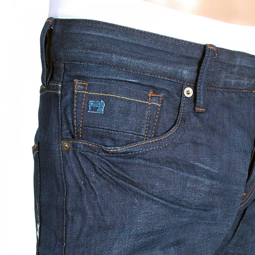 a76bcfa0bcc Shop Scotch and Soda Blue Denim Slim Fit Jeans for Men online at Niro